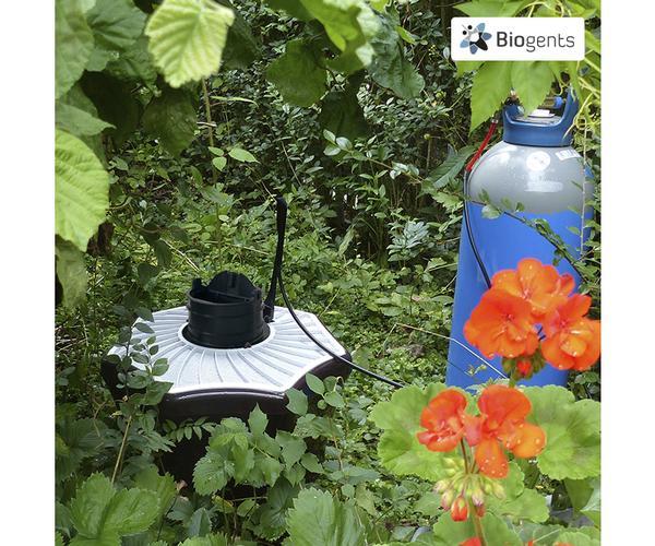 BG-Mosquitaire CO2 - kültéri szúnyogcsapda (CO2 palack NEM TARTOZÉK)6