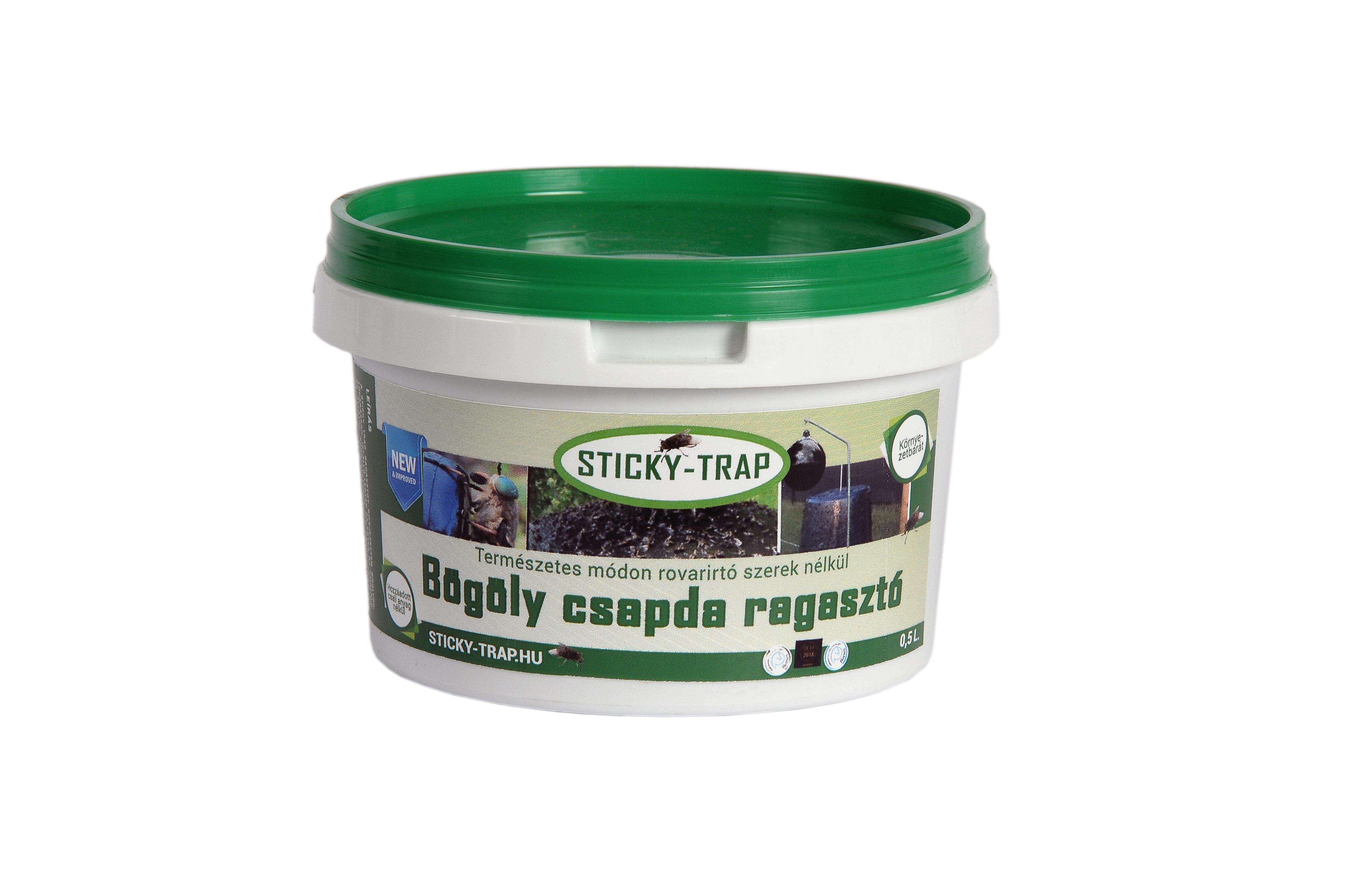 Sticky-Trap bögöly csapda 0,5l