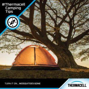 Thermacell szúnyogriasztó készülék - törésbiztos, erősített, gumis házzal61