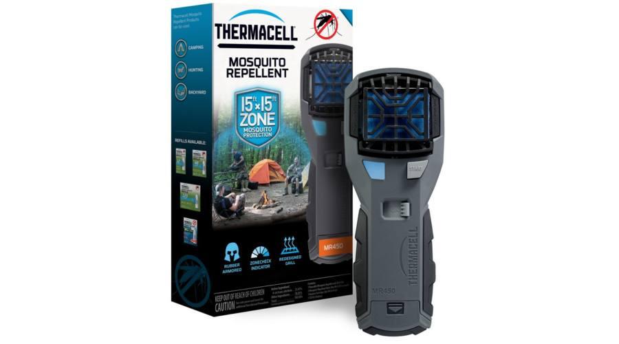 Thermacell szúnyogriasztó készülék - törésbiztos, erősített, gumis házzal70